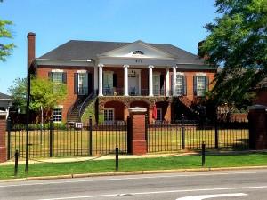 Phi Gam House, University of Alabam, Tuscaloosa, Alabama, 2014