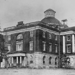 Tuscaloosa Capitol, from its time as a College